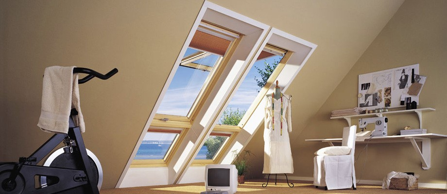 Loft Room Roof Windows