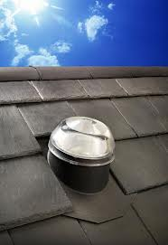 Solatube Sun Tunnel on Pitched Roof